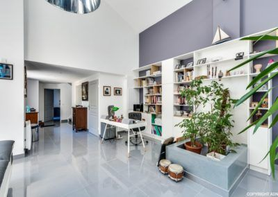 Loft contemporain à Colombes